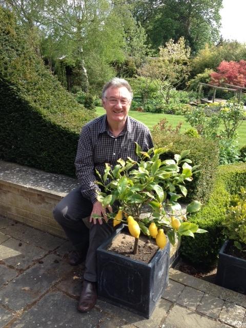 Senior Garden Advisors' founder Alan Mason