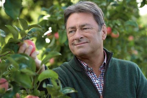 Alan Titchmarsh - image:Waitrose