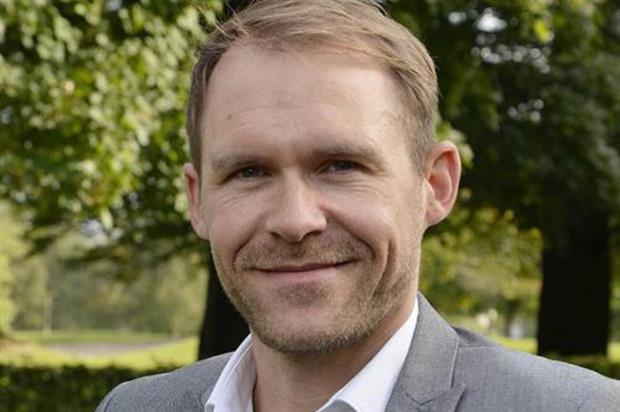 Glendale managing director Alex Paterson. Image: Glendale