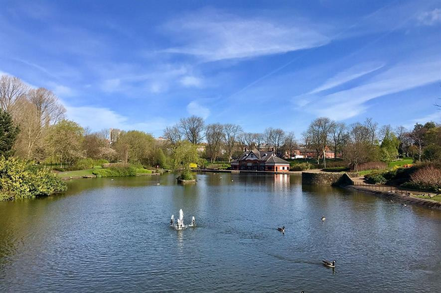 Alexandra Park, Oldham - image: Flickr/Stacey MacNaught (CC BY 2.0)