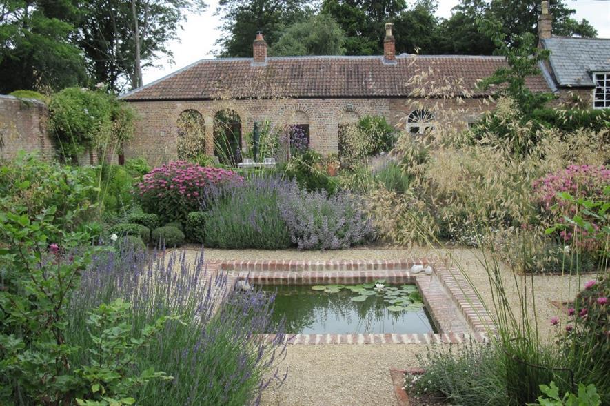 Amanda Patton garden design. Image: Supplied