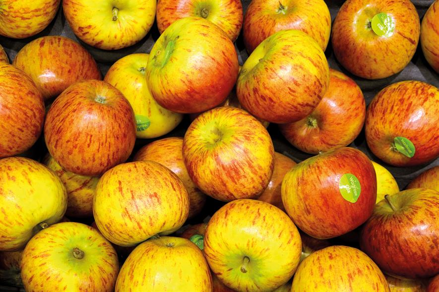 Apples: widespread media coverage for start of season - image: HW