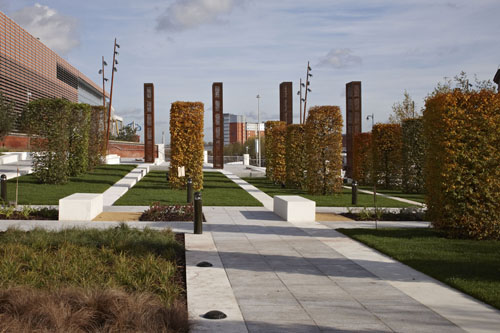 Birmingham's Eastside City Park cost £11 million (image: Timothy Soar)