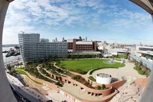 View of the Liverpool One project - photo: Liverpool ONE