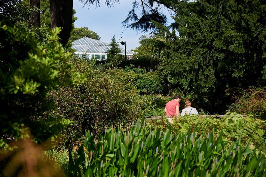 Glasshouse at the Birmingham Botanical Gardens (BBG) - credit: BBG