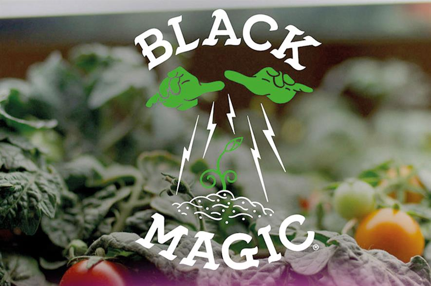 Black Magic: potting mix compost to launch next year - image: Scotts Miracle-Gro