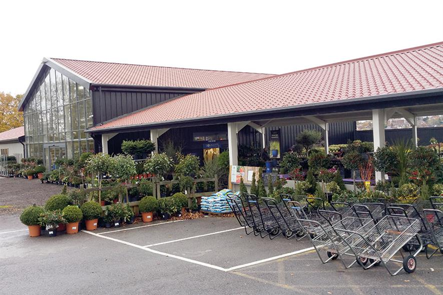 Bonnetts Garden Village: further retail space and a restaurant set to be developed at centre owned by Chris Bonnett - All pictures: Bonnetts Garden Village