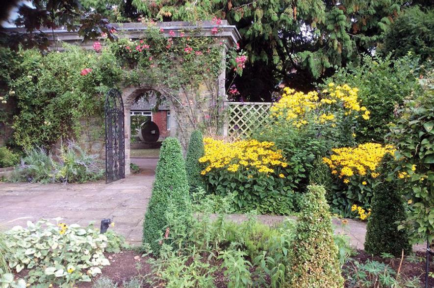 Image: Brobury House Gardens