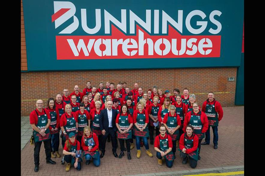 Key cutting bunnings