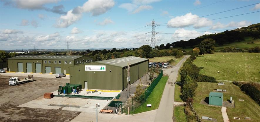 A new headquarters for TFN. Image: TFN Landscapes