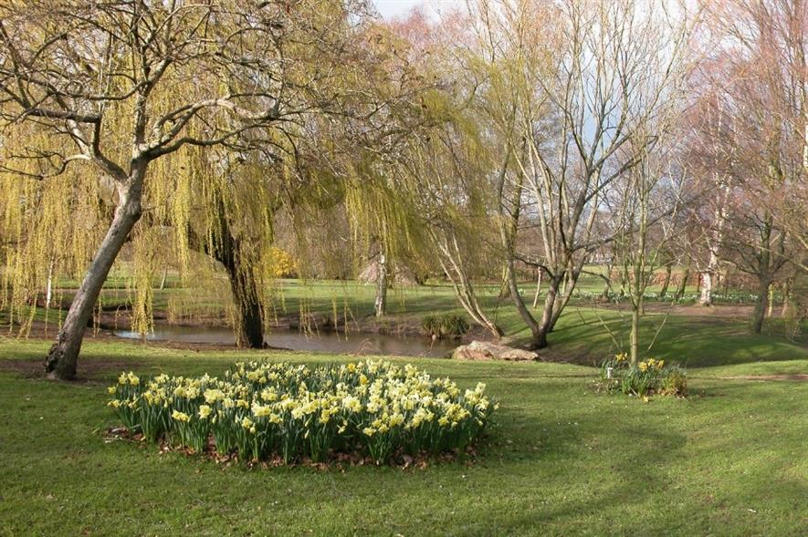 Public parks are under extreme funding pressures