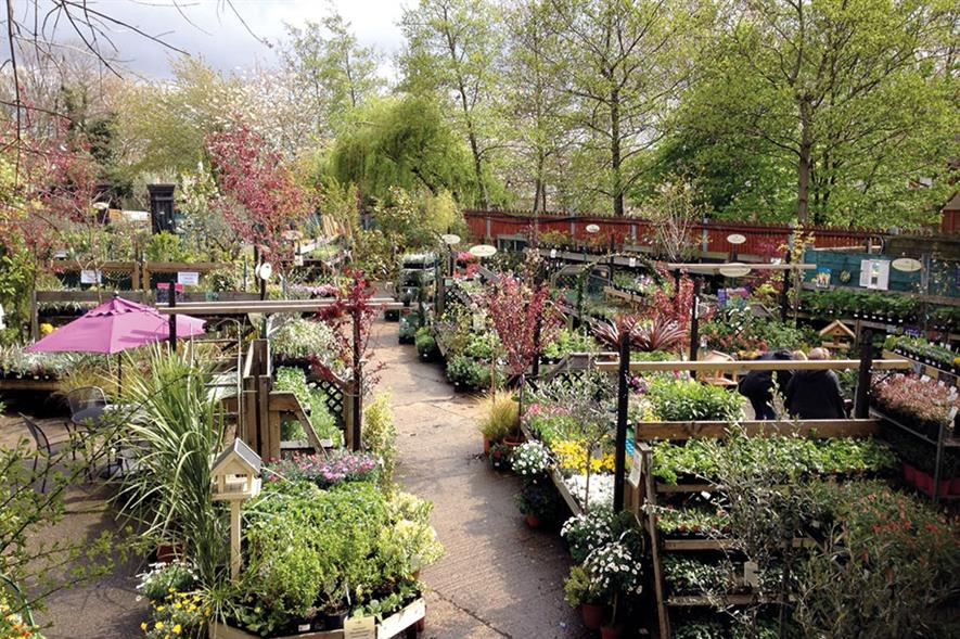 Best Planteria - Winner: Camden Garden Centre