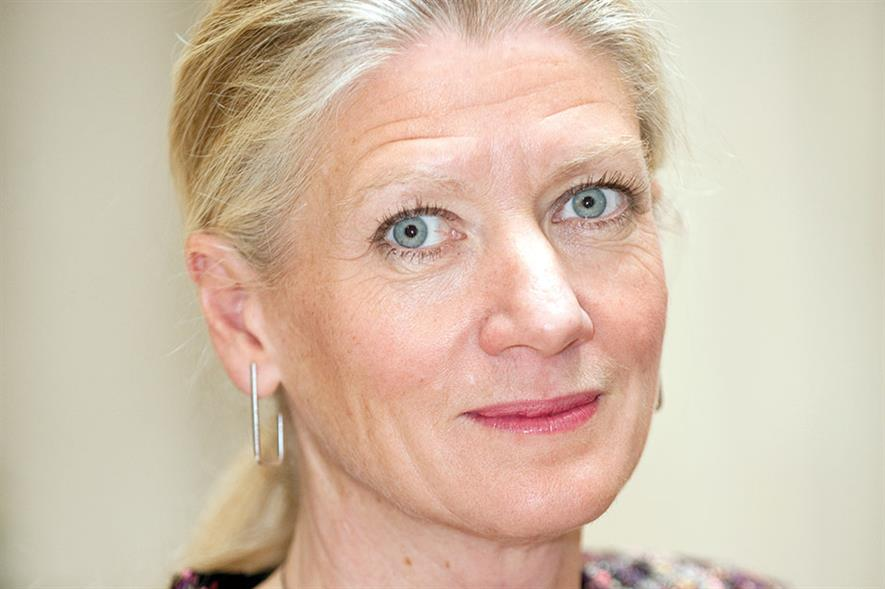 HTA chief executive Carol Paris