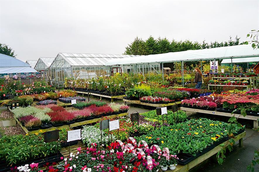 Carr Farm Garden Centre - image: HW