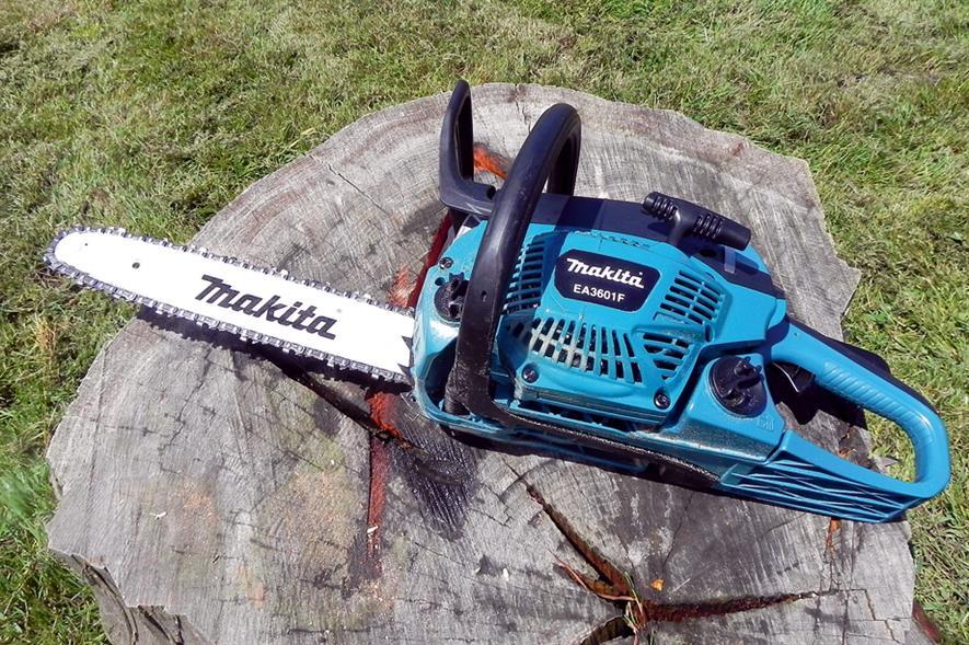 Makita EA3601 chainsaw - image: HW