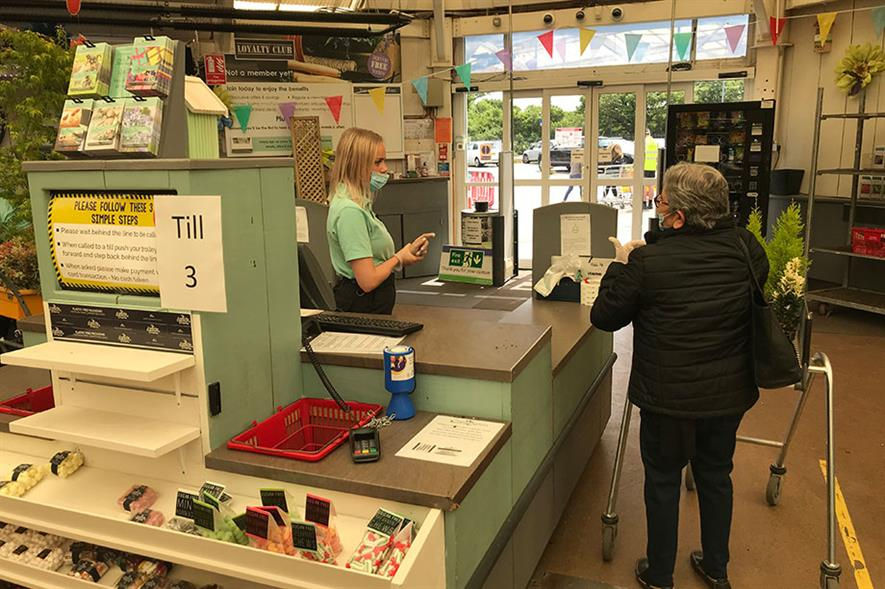 Some Garden Centre Staff To Wear Masks To Encourage Customers To Stick To New Rules Horticulture Week