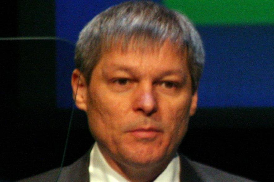 EU Commissioner Dacian Cioloş - image:HW