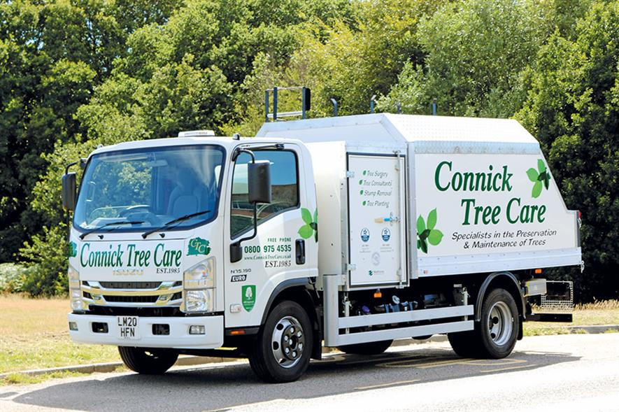 Credit: Connick Tree Care