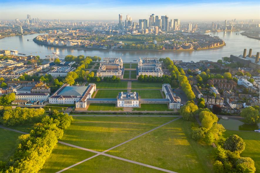 Greenwich Park - image: The Royal Parks