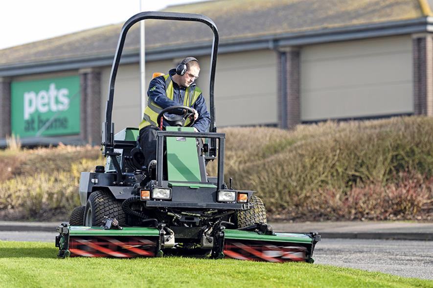 Countrywide Grounds Maintenance: the sector has proved its resilience and adaptability during coronavirus crisis - credit: Countrywide Grounds Maintenance