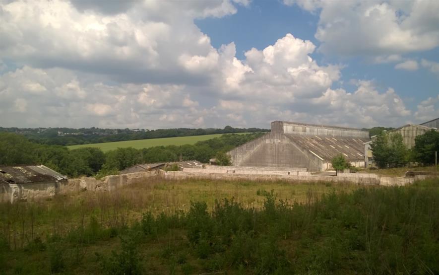 The Coypool Park site. Image: LDA Design