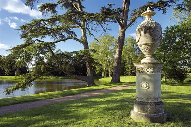 Croome Park won best parks restoration/development project in the Horticulture Week Custodian Awards 2017. Image: David Noton/ NT