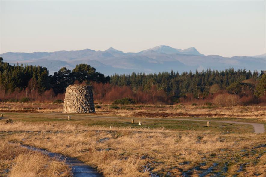 Culloden Moor, Inverness - credit: NTS