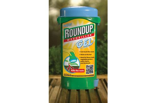 Best New Product - Roundup Gel from Scotts Miracle-Gro - image: Roundup