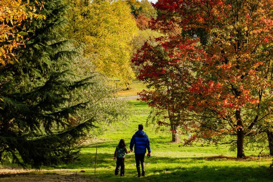 The Yorkshire Arboretum - credit: Dr John Grimshaw; Mathew Harrison
