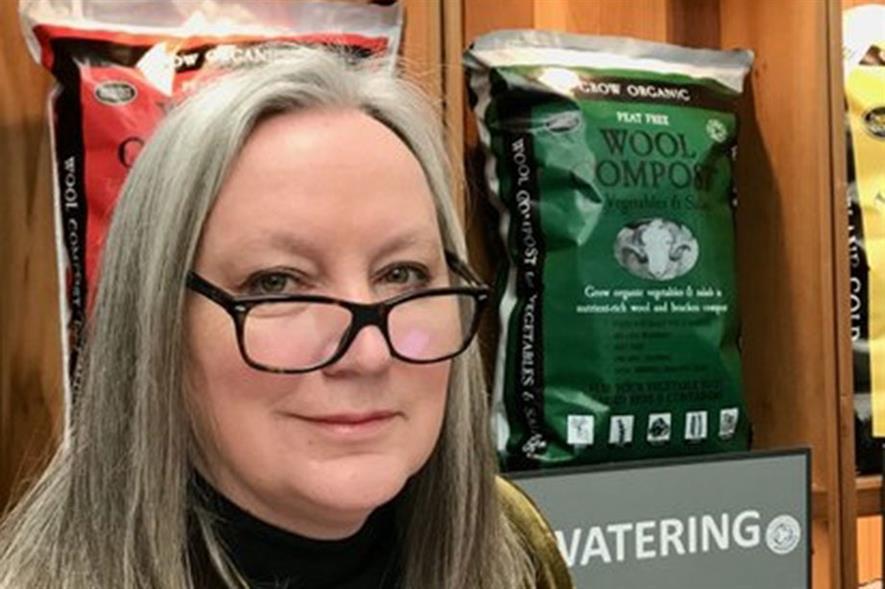 Dalefoot founder Jane Barker