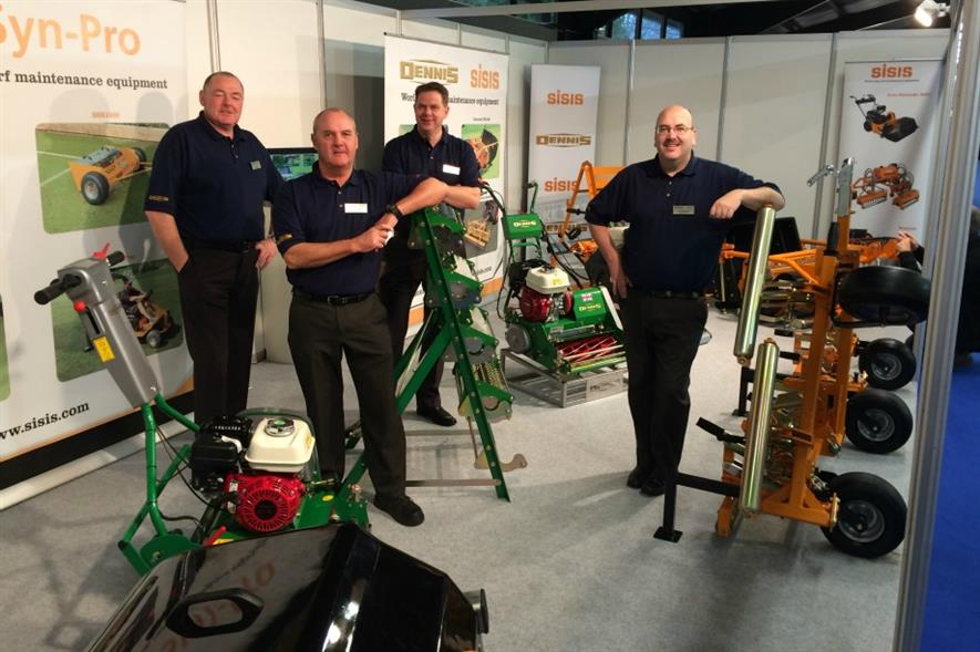 Dennis and SISIS to exhibit at BTME 2016. Image: Supplied