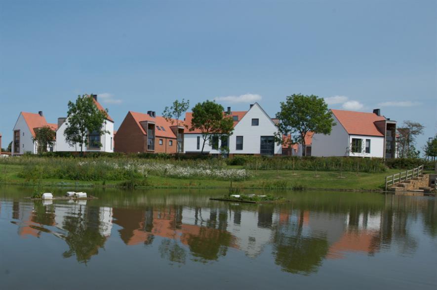 Barratt's Derwenthorpe development near York. Image: Barratt Developments