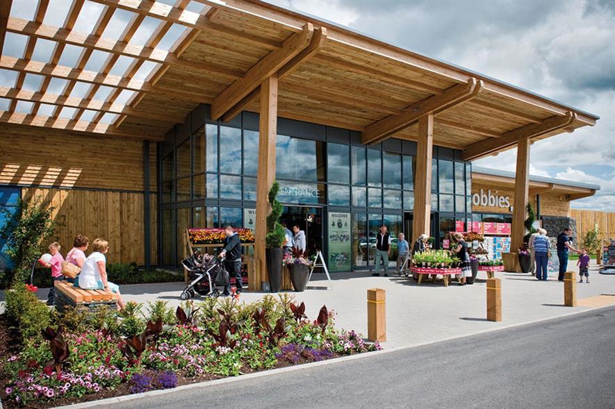 Dobbies garden centre in Carlisle - image: Dobbies