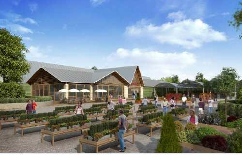Notcutts Pembury garden centre - image: Notcutts