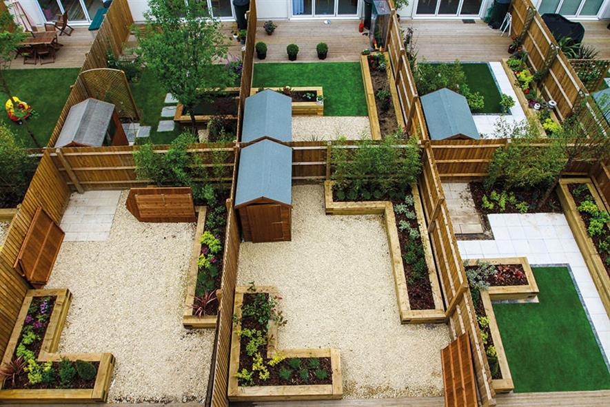 Elmtree Garden Contractors: focus on commercial property landscape construction  - image: Elmtree Garden Contractors