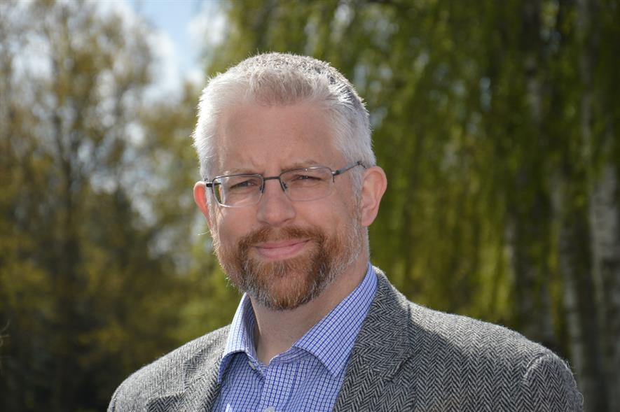 Ewan McIntosh will head up Tilhill's growing landscaping team - credit: Tilhill