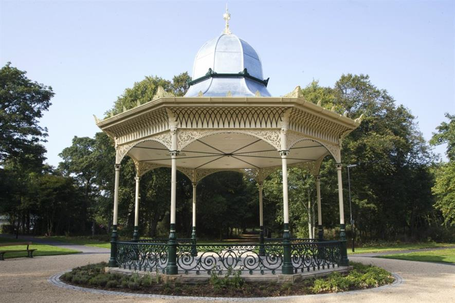 Exhibition Park is one of the parks which will transfer to trust ownership. Image: Newcastle City Council