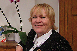 Sue Biggs, director-general, RHS - image: HW