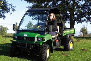 John Deere HPX Gator 4x4 Diesel - image: HW