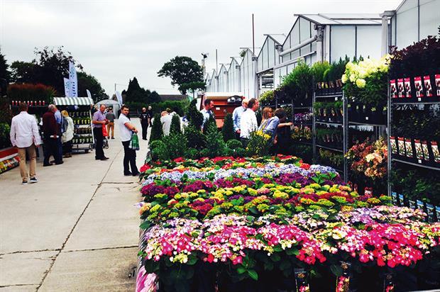 Four Oaks Trade Show