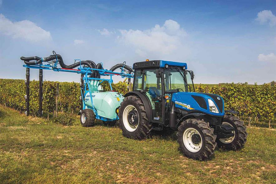 Tractors for growers | Horticulture Week