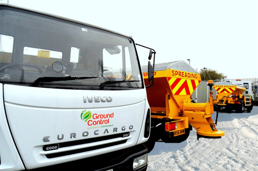 Ground Control winter maintenance - image: Ground Control