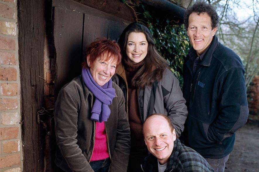 Gardeners' World: show returns to BBC2 from early March next year - image: BBC