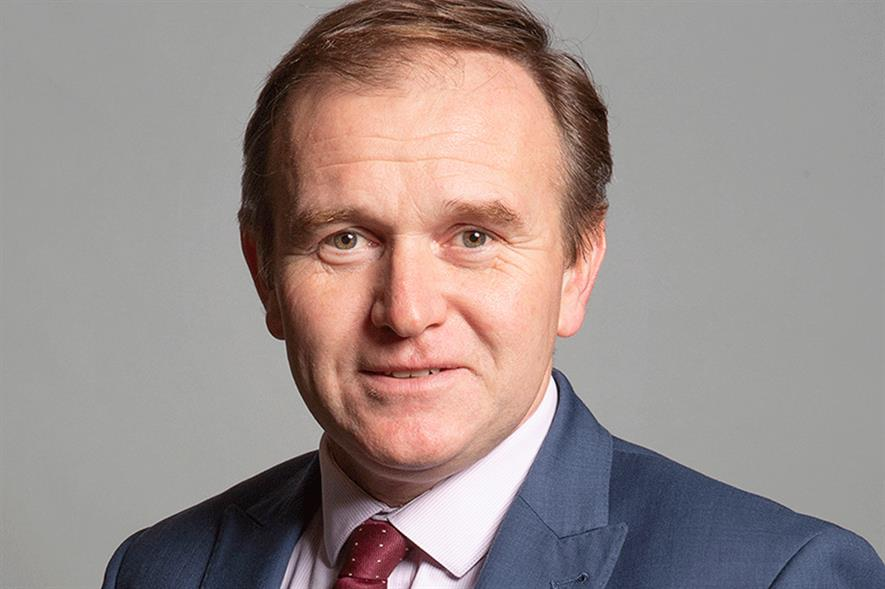 George Eustice - credit: David Woolfall (CC by 3.0)