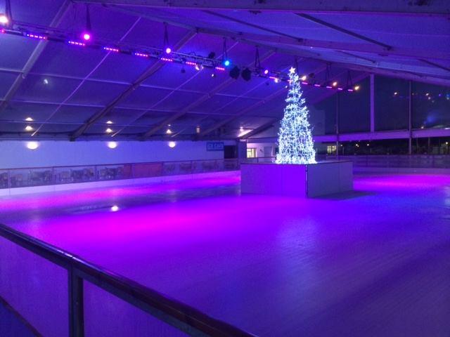 Ruxley ice rink
