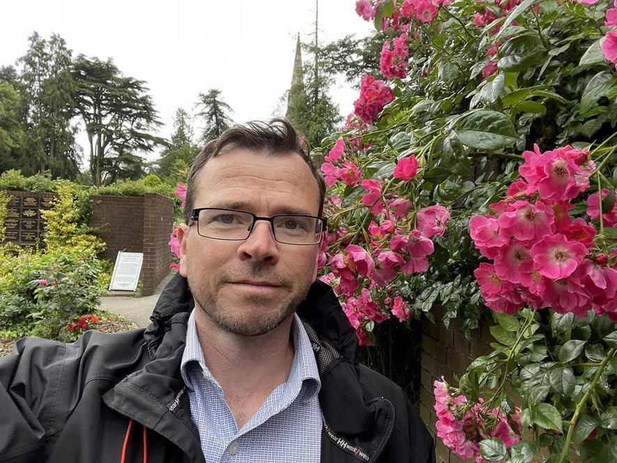 Giles Palmer