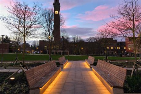 Image: University of Birmingham