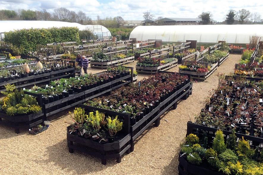 Garden Centre Outlet of the Year Mid Range - Winner: Green Pastures