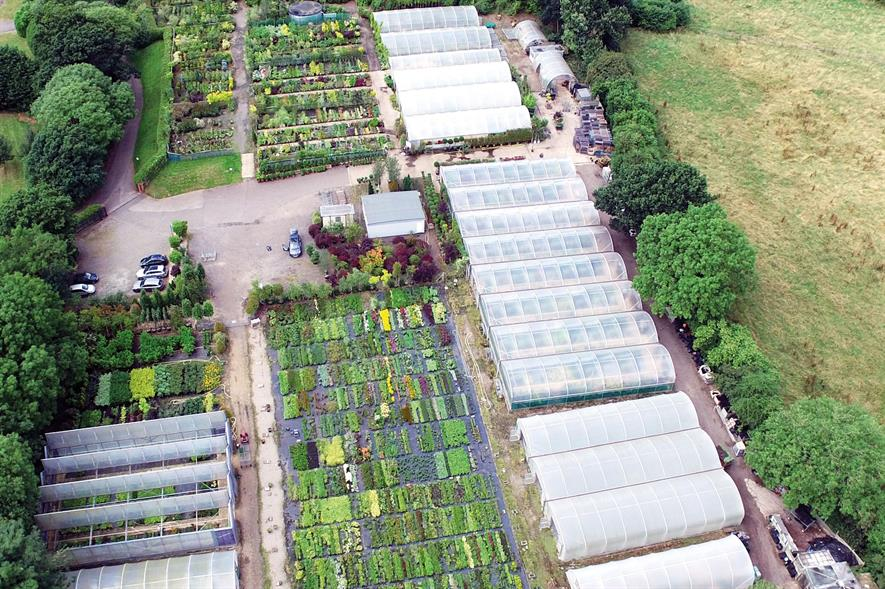 Greenfingers: freehold sale through Quinton Edwards
