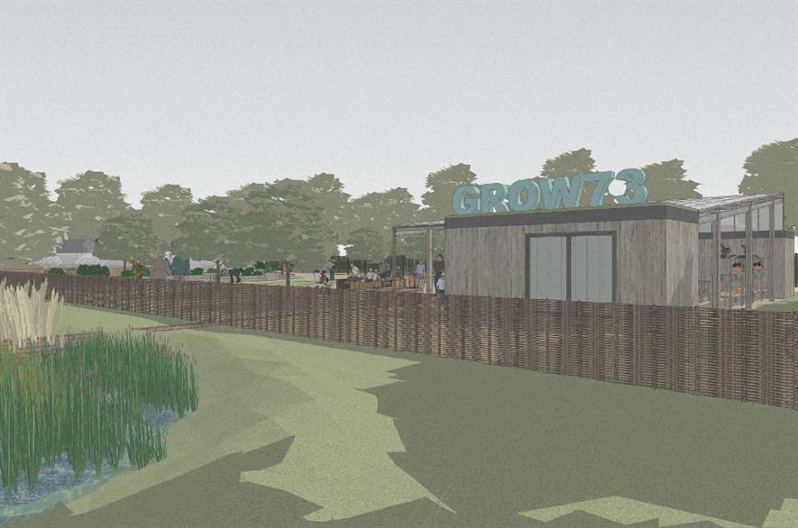 Grow 73 illustration by architects Wight Studio - credit: Wight Studio